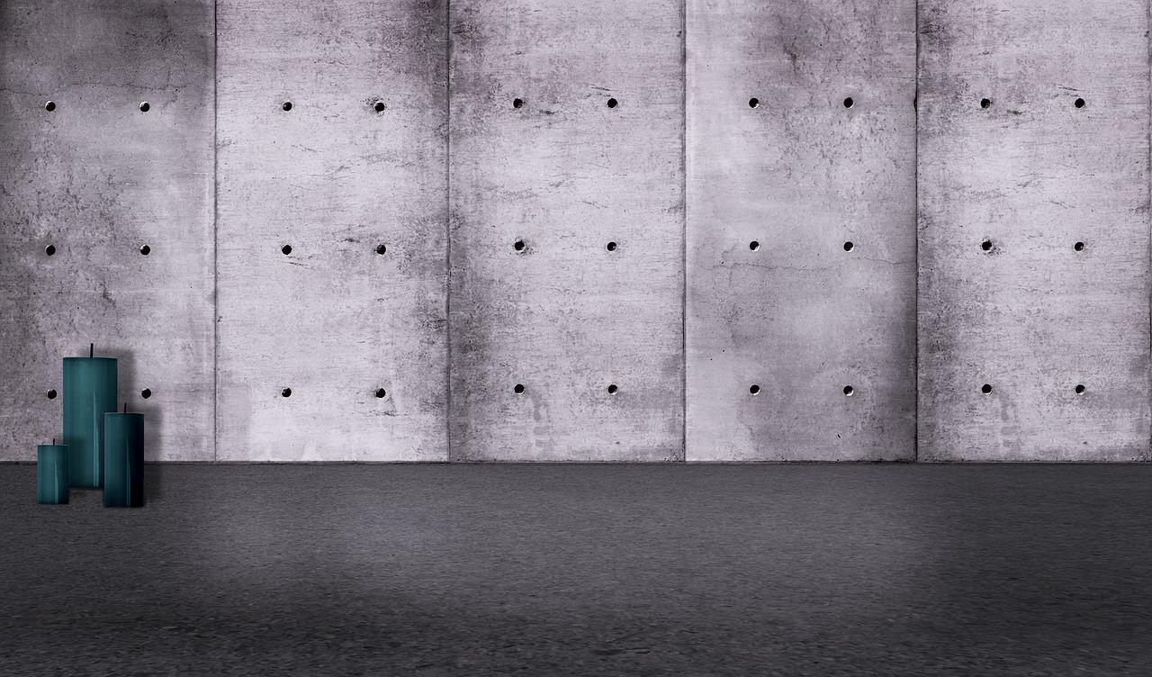 revêtements de sol et décoration minimaliste : le béton ciré
