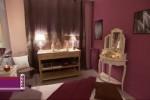 Les couleurs idéales pour une chambre romantique